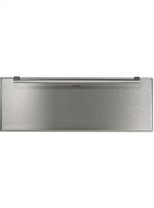 "200 series warming drawer WS 282 710 Stainless steel-backed glass front Width 30"" (76 cm), Height 10 1/2"""