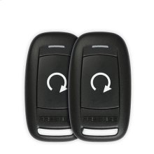 One-Way Remote Start Only System with Up to 1,000 feet Operating Range