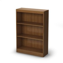 3-Shelf Bookcase - Morgan Cherry