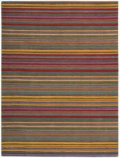 Skyland Sky02 Strip Rectangle Rug 5'6'' X 7'5''