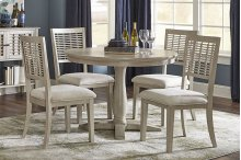 Ocala 5pc Round Dining Set