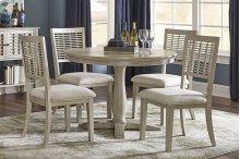 Ocala 5pc Round Dining Set