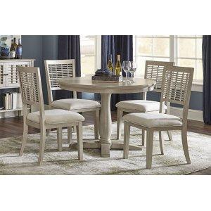 Hillsdale FurnitureOcala 5pc Round Dining Set