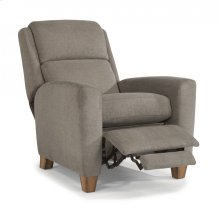 Dion Fabric Power High-Leg Recliner