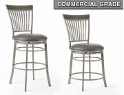 "Milo Swivel Bar Chair 20""x23""x47"" Product Image"