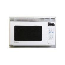 """1.2 CuFt (22"""") Over the Range Microwave Oven (White)"""