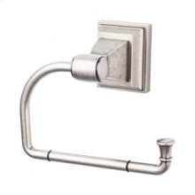 Stratton Bath Tissue Hook - Antique Pewter