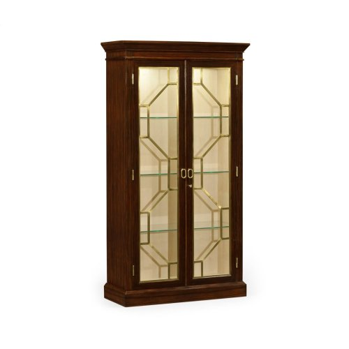 Two-Door Calista Display Cabinet