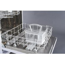 Ada Compliant Dishwasher In Stainless Steel
