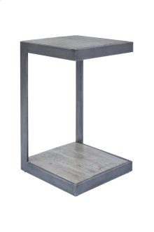 """Global Archive """"c"""" Table - Antique Grey"""