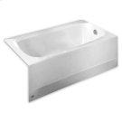 White Bathtub only Product Image