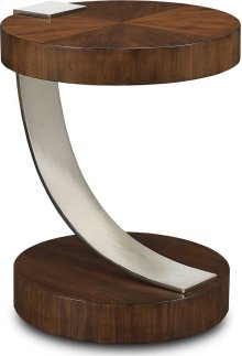 Inversion Chairside Table