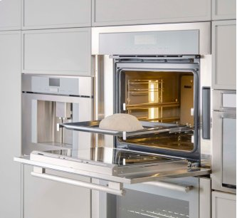 "30"" Masterpiece™ Series Single Steam Oven MEDS301WS"
