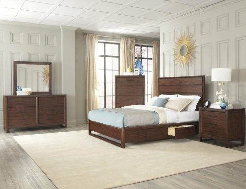 Mercer Platform Bed
