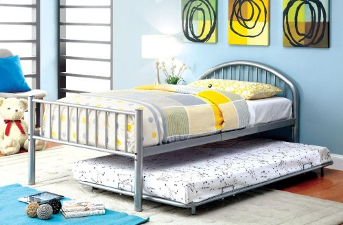 Twin-Size Rainbow Bed