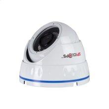 Mini Dome Camera Wide View 4-in-1 1080P - White