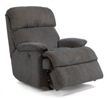 Geneva Fabric Power Recliner