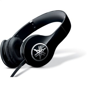 YamahaPRO 300 Black High-Fidelity On-ear Headphones