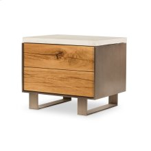 Cole Nightstand-natural