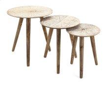Cashel Round Tables - Set of 3