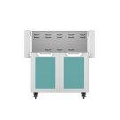 "30"" Hestan Outdoor Tower Cart with Double Doors - GCD Series - Bora-bora Product Image"