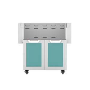 "Hestan30"" Hestan Outdoor Tower Cart with Double Doors - GCD Series - Bora-bora"