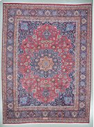 "PERSIAN 000033088 IN RED NAVY 10'-9"" x 14'-4"" Product Image"