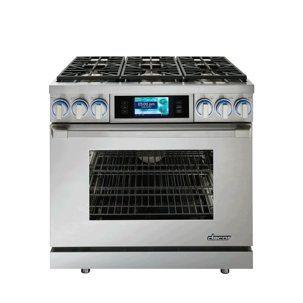 Dacor Model Dyrp36dcngh Caplan S Appliances