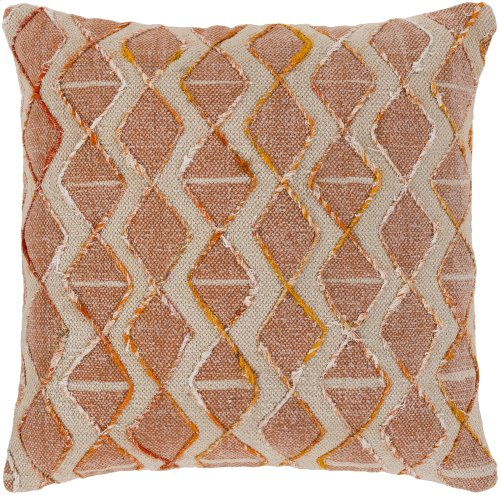 "Peya PEY-001 20"" x 20"" Pillow Shell with Down Insert"
