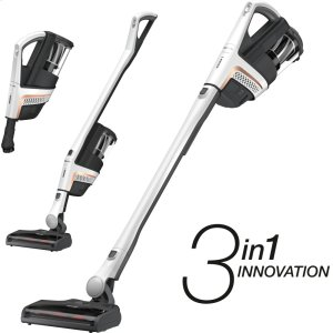 MieleCordless stick vacuum cleaner With high-performance vortex technology.