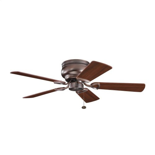 "Stratmoor 42"" Collection 42 Inch Stratmoor Fan WH"