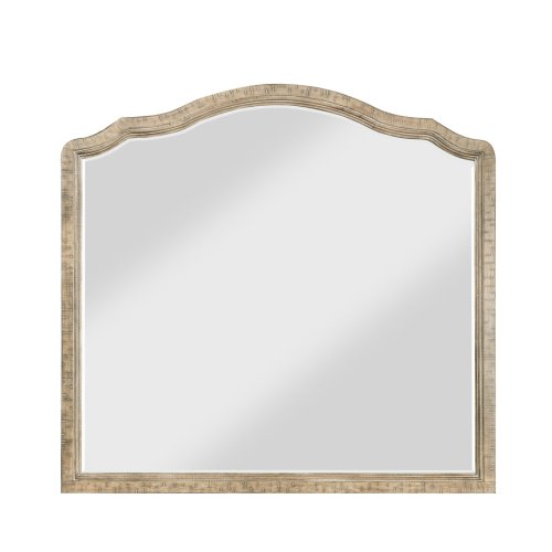 Landscape Mirror-sandstone Finish