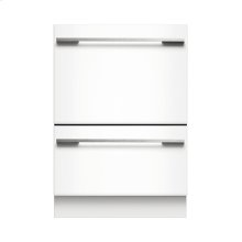 Panel Ready Dish Drawer Tall Double Dishwasher