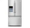 Frigidaire 27.2 Cu. Ft. French Door Refrigerator SCRATCH & DENT
