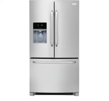 (DISCONTINUED FLOOR MODEL 1 ONLY) Frigidaire 27.2 Cu. Ft. French Door Refrigerator