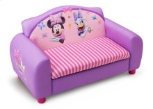 Minnie Mouse Upholstered Sofa with Storage - Style-1