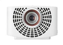 LED Home Theater Projector with Smart TV and Magic Remote