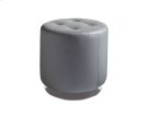 Domani Swivel Ottoman Small - Graphite Product Image