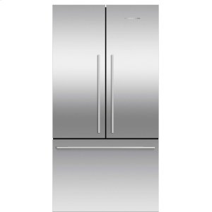 Fisher & PaykelFreestanding French Door Refrigerator Freezer, 20.1 cu ft, Ice only