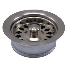 Brushed Stainless Disposal Assembly Fits In-Sink-Erator