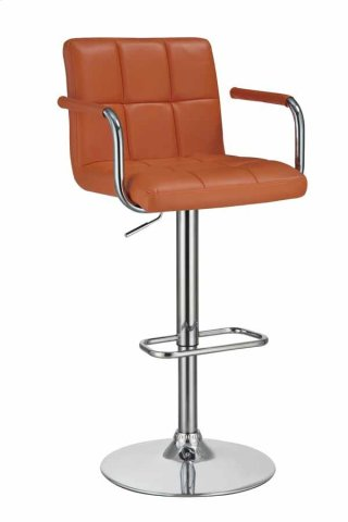 Inspire Adjustable Bar Stool Pumpkin