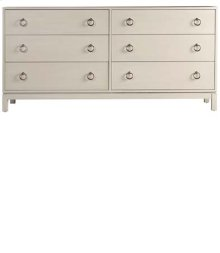 Tomlin Six Drawer Dresser