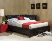 Black Corner Daybed, Twin
