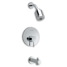 Polished Chrome Serin FloWise Bath/Shower Trim Kit