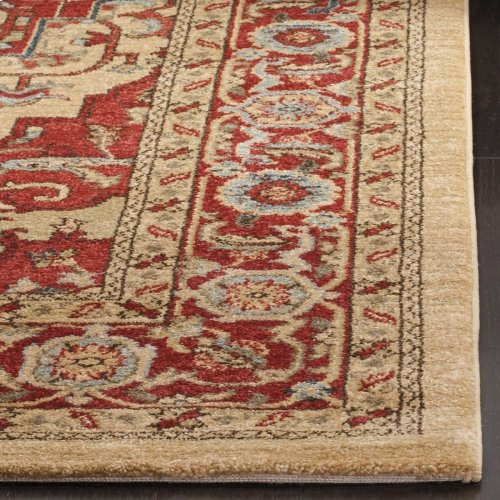 Mahal Power Loomed Runner Rug