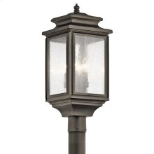 Wiscombe Park Collection Wiscombe Park 4 Light Outdoor Post - OZ