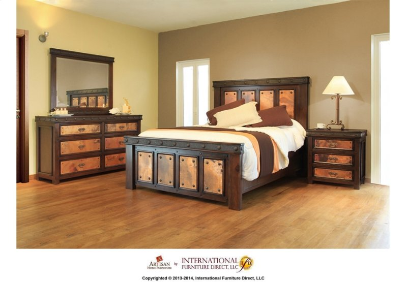 ifd1070ntst in by artisan home furniture in southaven ms 3 drawer