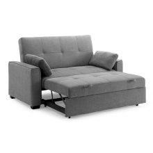 Nantucket Sofa Sleeper in Light Grey
