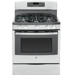 "GE® 30"" Free-Standing Gas Convection Range (CLEARANCE 468P)"