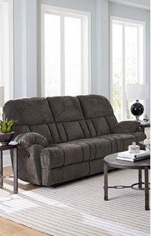 STANDARD 4125395RS Harmon Ash Reclining Sofa